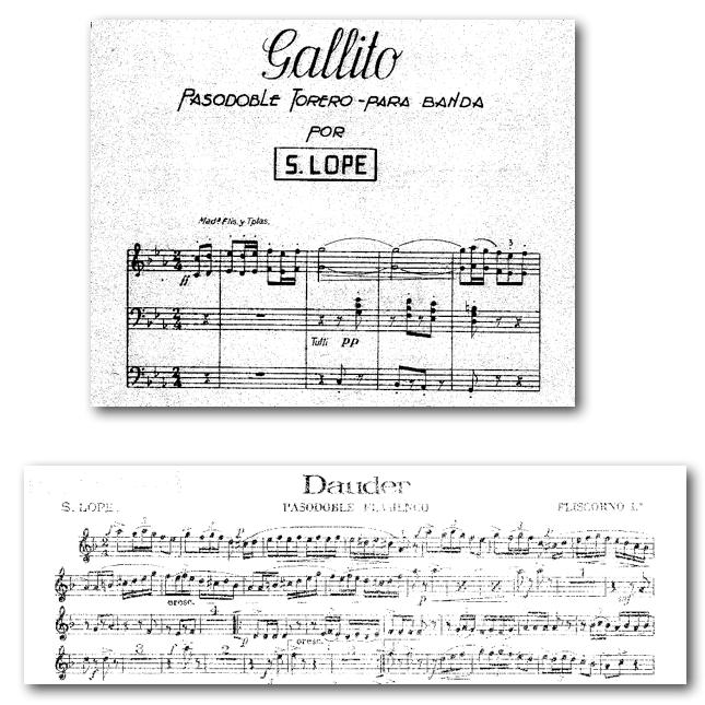 pasodoble-partitura